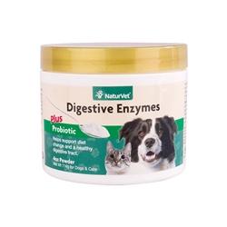 Digestive Enzymes Plus Probiotic Powder - 4 oz Jar