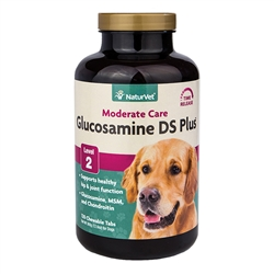Glucosamine-DS Plus Level 2 Tablets - Time Release - 120 Count