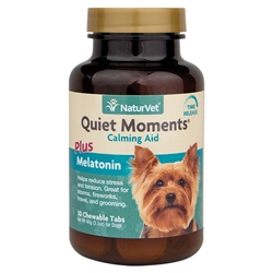 Quiet Moments Plus Melatonin Tablets - Time Release - 30 Count