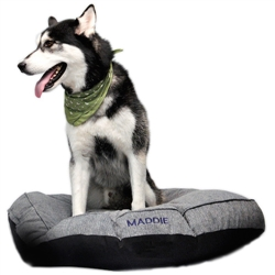 Otis & Claude® Sleepy Paws™ Lucy Round Dog Bed