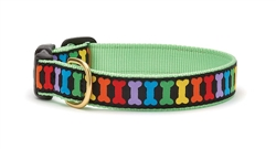 Rainbones Dog Collar