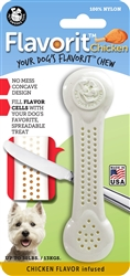 CHICKEN Flavorit Bone Nylon Chews -  Medium