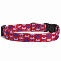 Blue Crabs iDesign Collection Collar