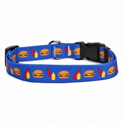 Cheeseburgers iDesign Collection Collar
