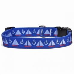 Sailboats & Anchors iDesign Collection Collar
