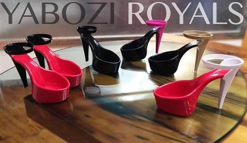 All Black - Yabozi Heal Pet Bowls (set of 2)