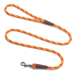 "Small Snap Leash - 3/8"" x 4'"