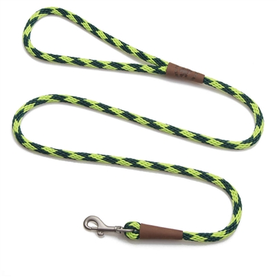"Small Snap Leash - 3/8"" x 6'"