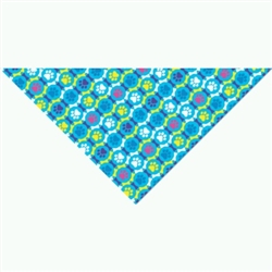 Grooming Salon Bandanas 12 Pack - Puppy Paws