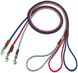 "British Show Snap Leash - 1/8"" x 4'"