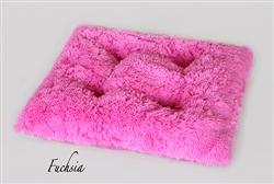 Luxury Shag Pillow