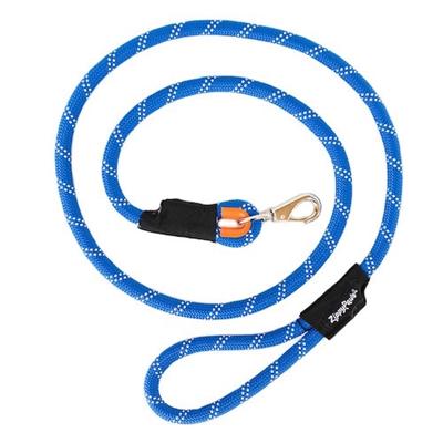 Blue Climbers Leash - 6 ft