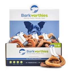 Barkworthies - Pretzel  Bully Stick