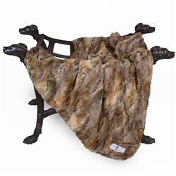 Deluxe Dog Blanket: Red Fox