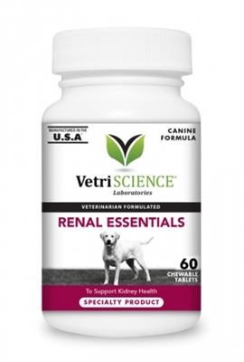 Renal Essentials Chewable Tablets (60 Tablets)