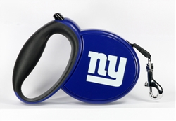 New York Giants Retractable Leash