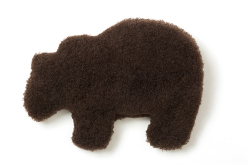 Gallatin Grizzly Plush Dog Toy
