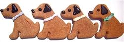 Spring Dogs- Pastel Collars