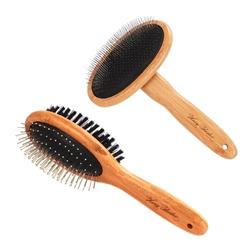 Bamboo Pet Brush