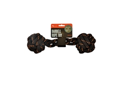 Scout & About Barbell Rope Toy