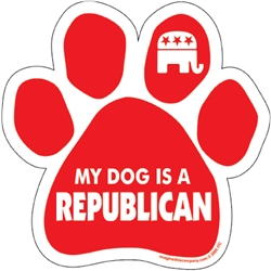 My Dog is a Republican Magnet