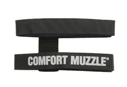 Coastal Pet Comfort Muzzle Black