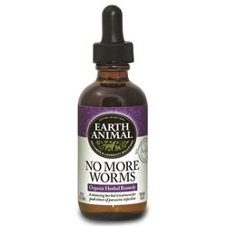 Earth Animal No More Worms 2oz