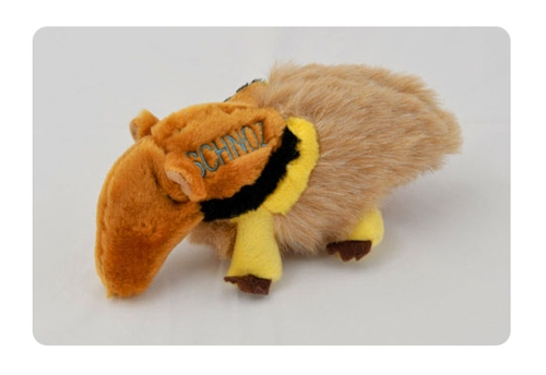 Dog Toy - Schnoz the Anteater