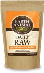 Earth Animal Raw Complete Powder 16oz
