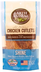 Earth Animal Shine Chicken Cutlet 8oz