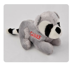 Dog Toy - Ganef the Racoon