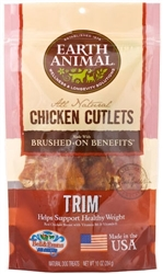 Earth Animal Trim Chicken Cutlet 8oz