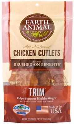 Earth Animal Trim Chicken Cutlet 8oz