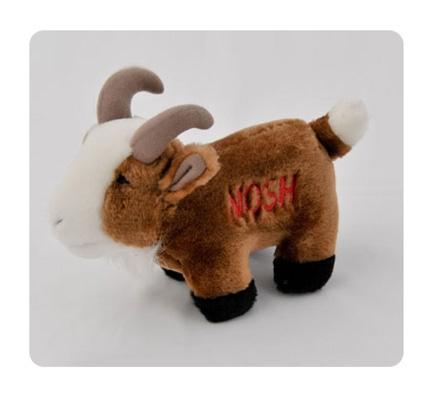 Dog Toy - Nosh the Goat