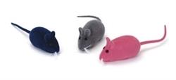 Coastal Cat Toys 60pc Fuzzy Mouse Jar