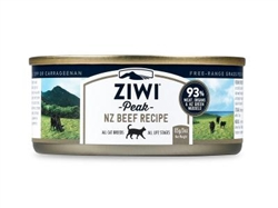 ZiwiPeak Daily-Cat Beef Canned Cat Food 3oz  (Case of 24)