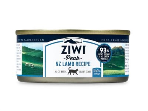 ZiwiPeak Daily-Cat Cuisine Lamb Canned Cat Food 3oz can Case of 24