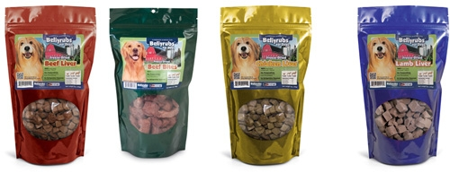 Mixed Case of All Natural Made In The USA Freeze-Dried Treats