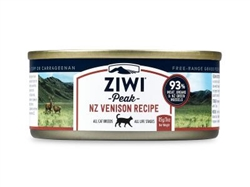 ZiwiPeak Daily-Cat Cuisine Venison Canned Cat Food 3 oz case of 24