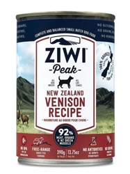 ZiwiPeak Daily-Dog Cuisine Venison Canned Dog Food, 13.75-oz, case of 12
