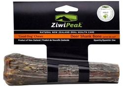 ZiwiPeak Good-Dog Oral Health Care Deer Shank Bone Dog Chew-Half