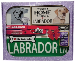 Labrador Lover Gift Box