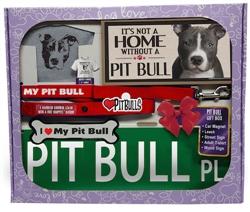Pit Bull Lover Gift Box