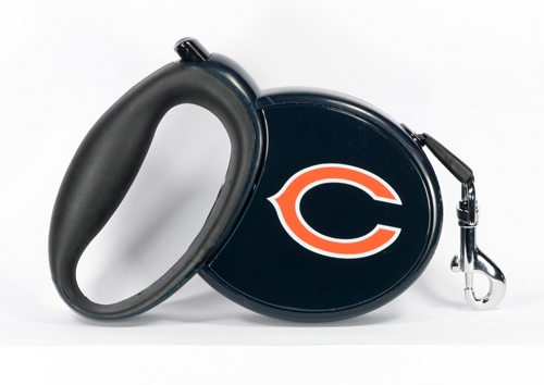 Chicago Bears Retractable Leash