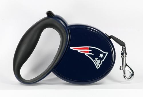 New England Patriots Retractable Leash