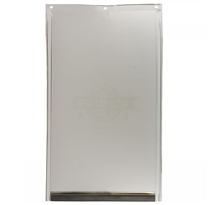 Replacement Pet Door Flap: Fits all PetSafe Freedom, Plastic and Extreme Weather Pet Doors