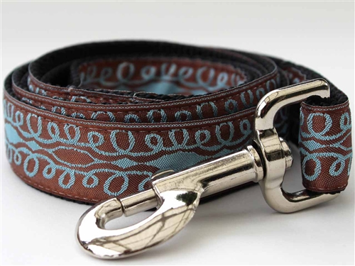 Calligraphy Brown Collection - Step In Harnesses All Metal Buckles