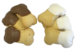 SB MINI - Carob and Yogurt Dipped Bones