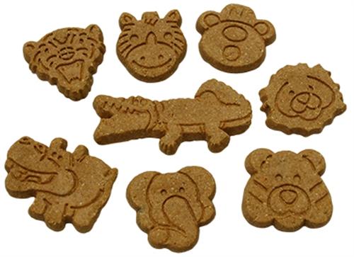 Bulk Treats (10lbs) Sweet Potato Jungle Animals
