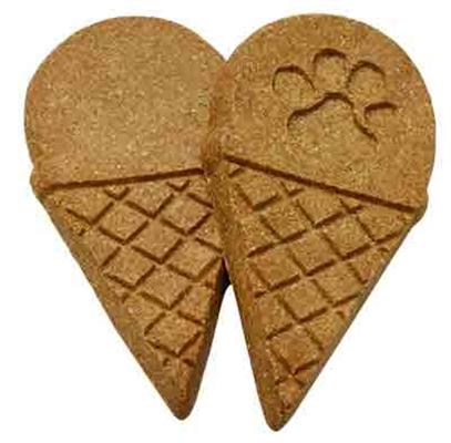 Bulk Treats (10lbs) Carob Ice Cream Cone